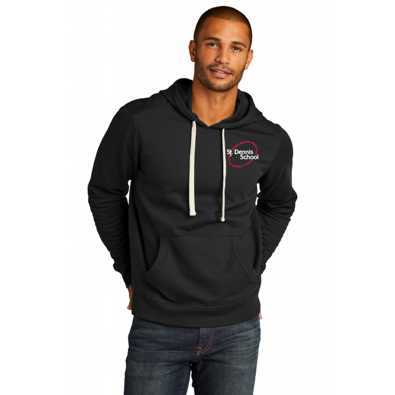 DT8100 District® Re-Fleece™ Hoodie