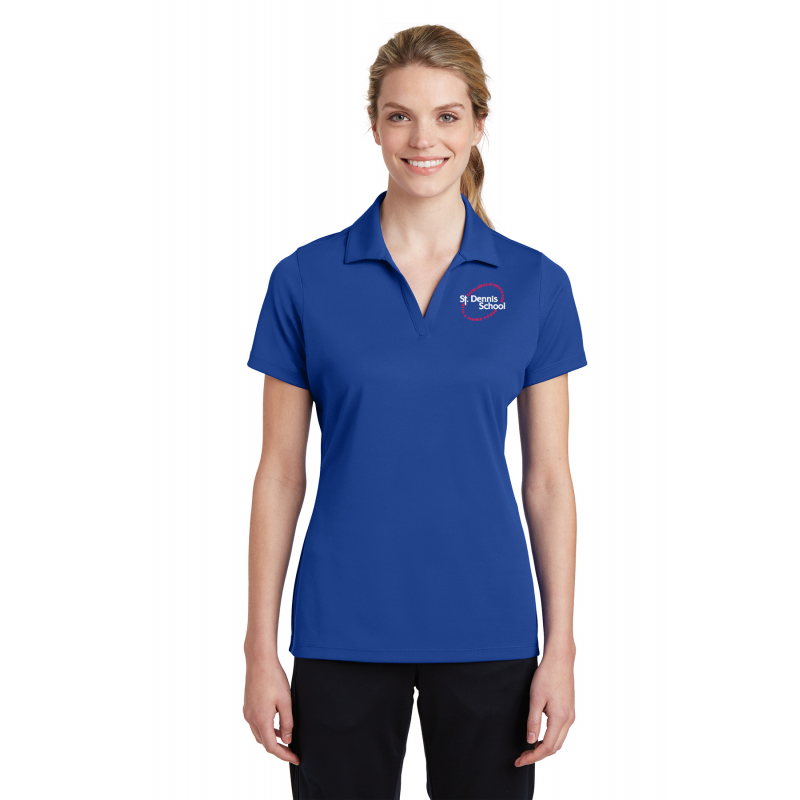 St. Dennis,LST640 Sport-Tek® LADIES PosiCharge® RacerMesh® Polo